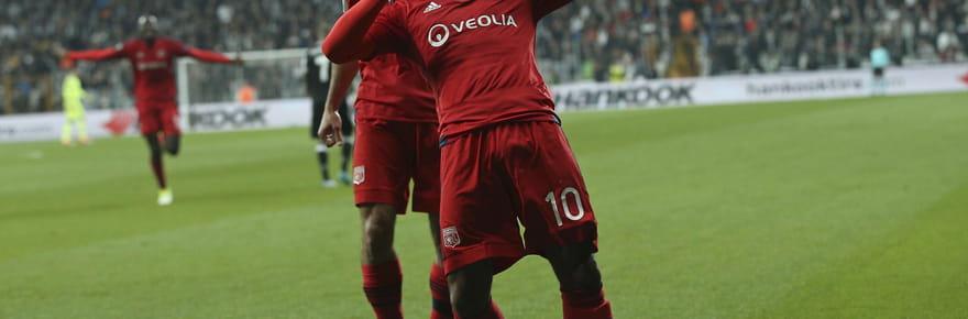 Besiktas - Lyon: le résumé du match et les buts en vidéo