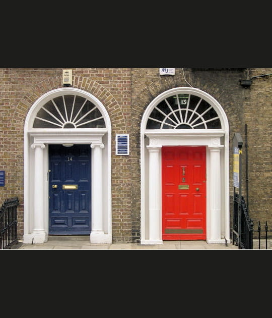 Dublin, les couleurs de l'Irlande