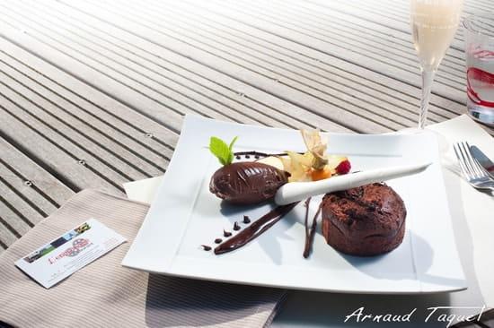 L'Engrenage  - Des desserts maisons savoureux -   © Arnaud Taquet