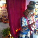 La Crêpe Rit du Clown  - Le clown pour vous servir -   © MJ