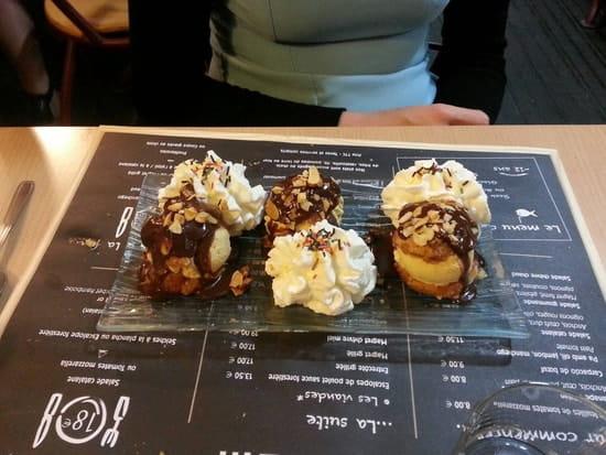 Dessert : La P'tite Adresse  - Ce n'est que le dessert -