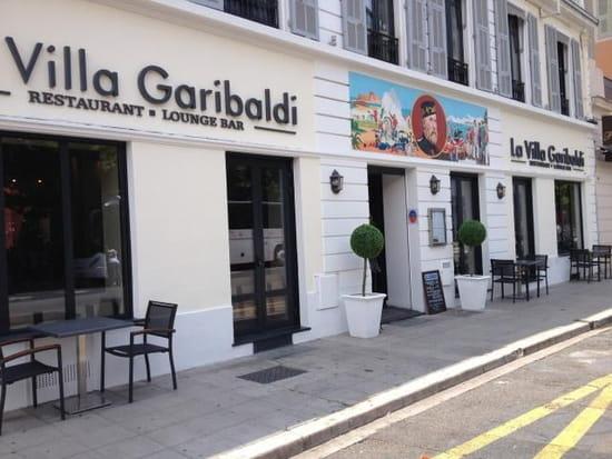 La Villa Garibaldi  - Un restaurant puissance 3 -   © Morjane Stephane
