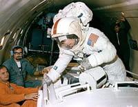Programme Apollo, l'entraînement des astronautes