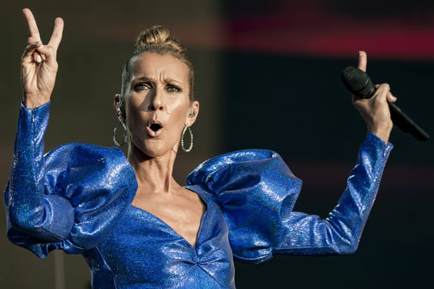 Les meilleures photos de Céline Dion