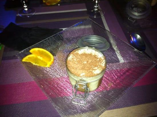 Dessert : Le Passage  - Tiramisu -