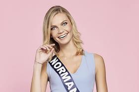 Miss Normandie 2019: Anaëlle Chrétien pêche à ses heures perdues