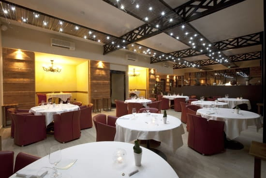 Maison Decoret  - La salle de restaurant -