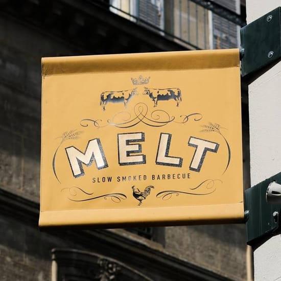 Restaurant : Melt Batignolles  - Logo Melt Batignolles -   © Melt Batignolles