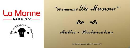 Restaurant : La Manne   © La Manne / Couverture publique Facebook
