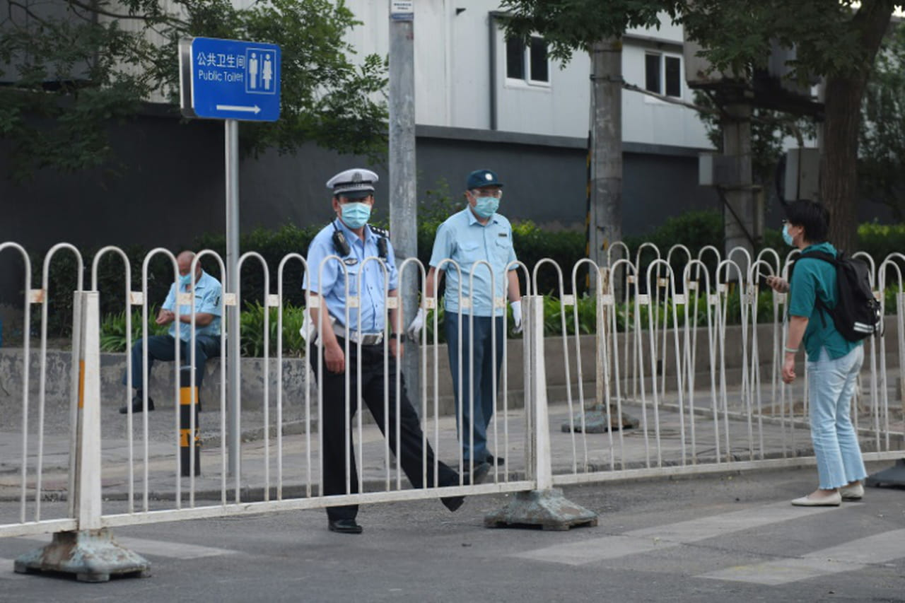 Virus: nouveau foyer de contamination en Chine, crainte d'une deuxième vague