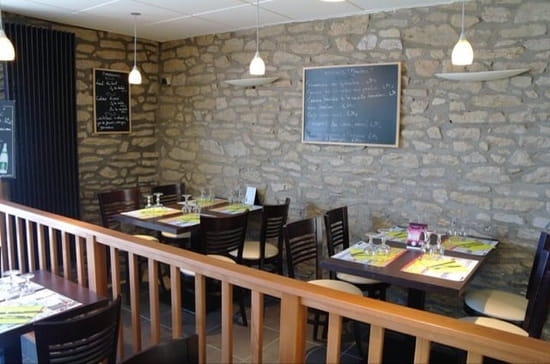 Restaurant : L'Anse aux Moines  - salle de restaurant -