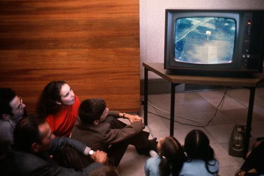 Début de la télévision couleur en France