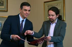 Espagne: accord entre socialistes et Podemos pour former un gouvernement