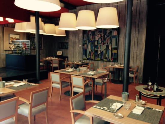 Restaurant : Caffe Cosi La Trattoria  - petite coin tranquille dans caffè cosi -   © caffecosi