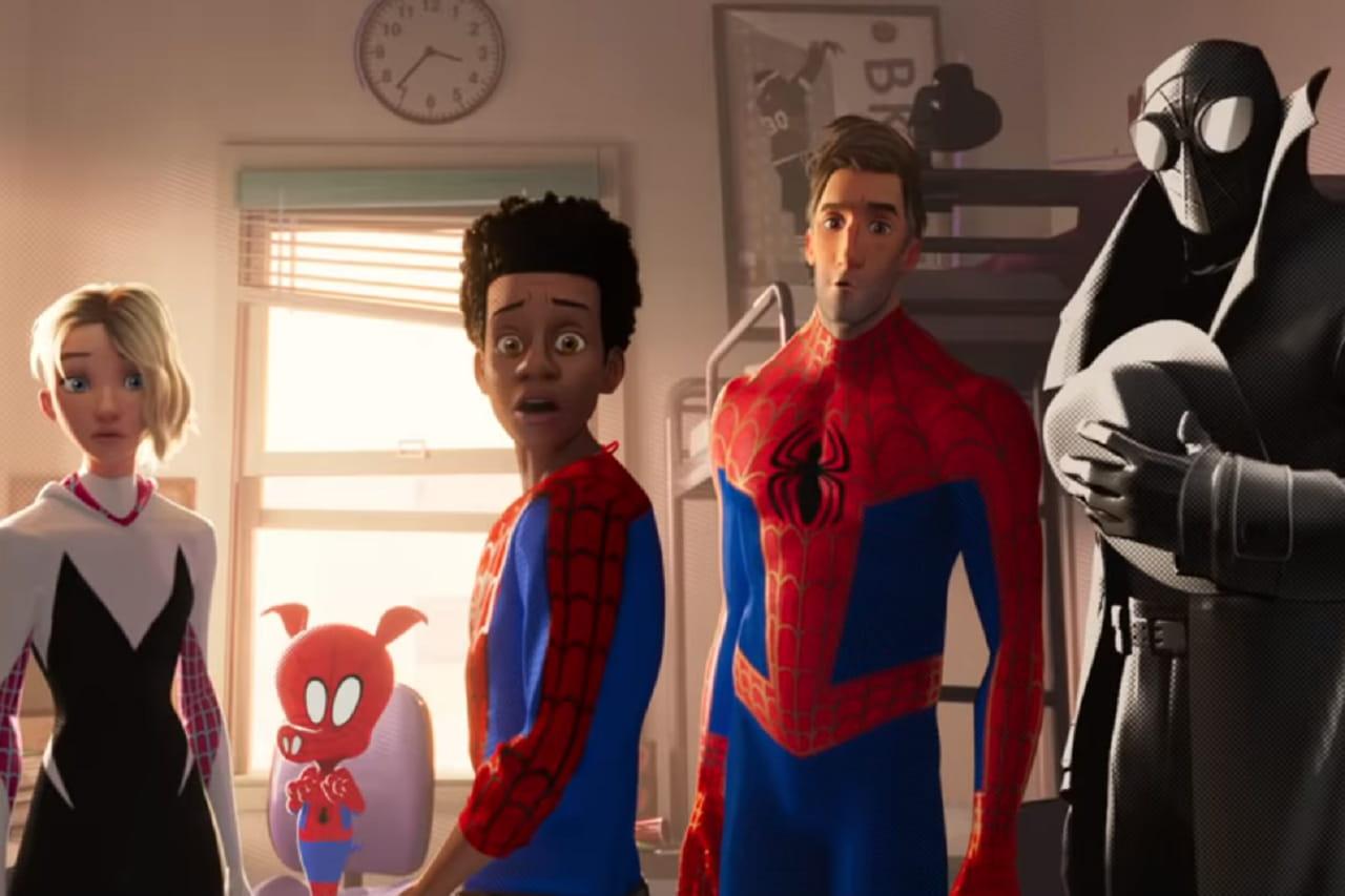 Spider-Man New Generation: le plein de stars au casting voix