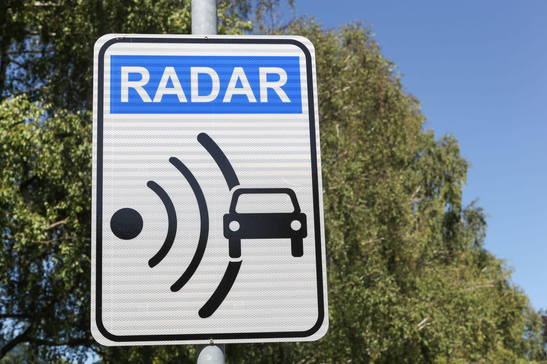 Radar tronçon: fonctionnement, amendes, points perdus