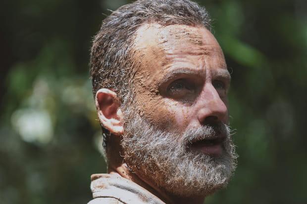 Les photos de l'épisode la mort de Rick