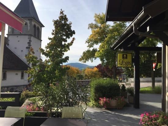 """Entrée : Restaurant """"L'Auberge d'Argonay"""""""