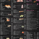 Koh Sushi  - Carte -