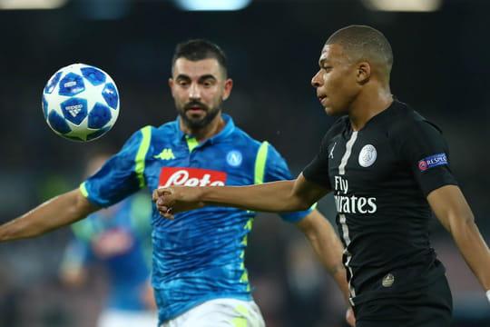 Naples - PSG: notes, résumé, réactions... Le débrief du match
