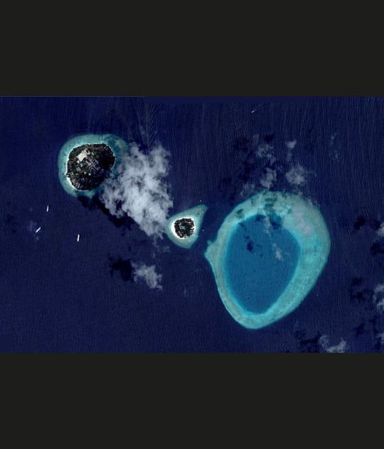 L'Œil des Maldives