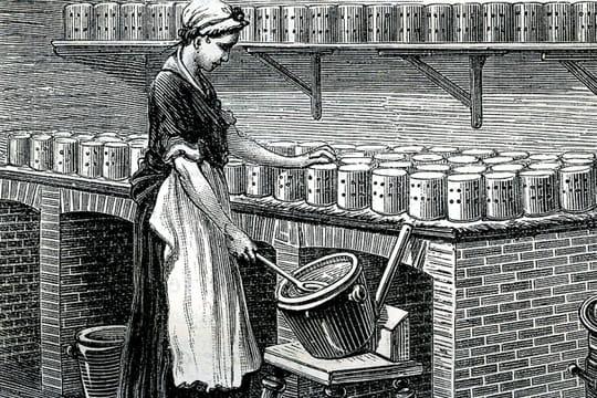 Marie Harel: non, le célèbre camembert normand n'est pas son invention