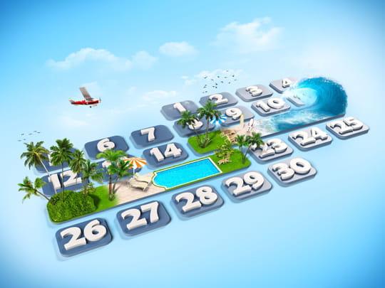 Vacances scolaires: les dates pour 2018-2019(enfin) dévoilées