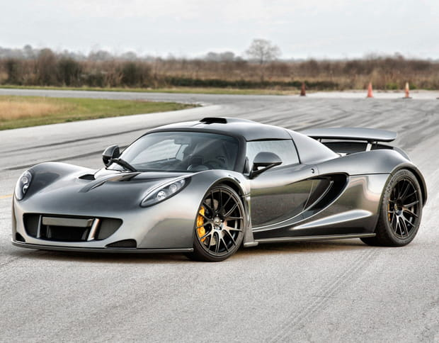 Hennessey Venom GT: 435km/h
