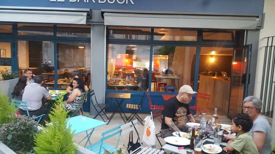 Restaurant : Le Bar Buck   © BarBuck