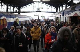 Gare Saint-Lazare: le trafic a repris après une panne exceptionnelle