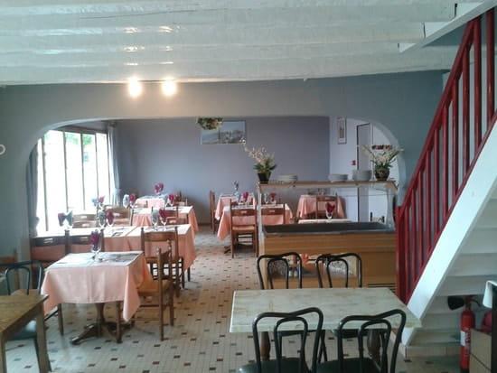 Restaurant : Le Champ de Foire  - Salle de restaurant -