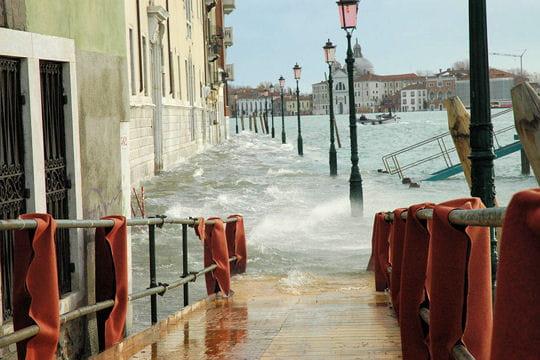La menace de la montée des eaux