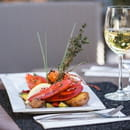 Restaurant le Meryl  - homard rotis -   © alain
