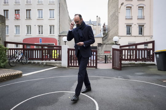Résultats au Havre: Edouard Philippe suivi de près au premier tour