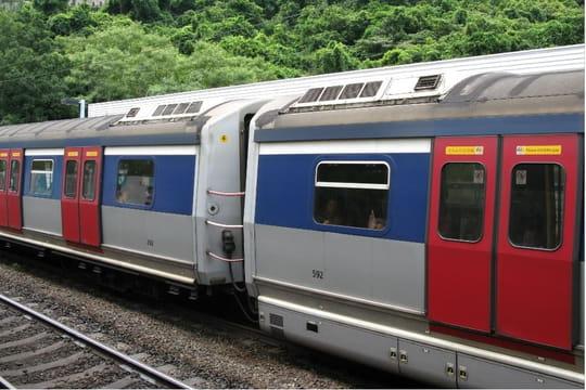 RER A: trafic interrompu sur la 4e voie de Cergy, bus de substitution