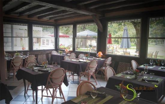 La Sauldraie  - La salle panoramique de l'hotel restaurant La Sauldraie à salbris -