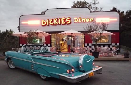 Dickies Diner   © C@stel CoNNexioN