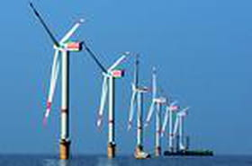 La construction en images d'un parc éolien offshore