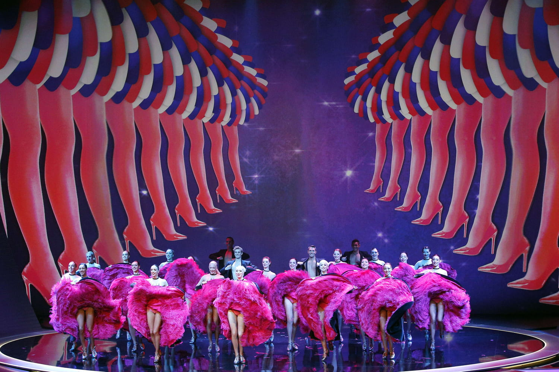 Moulin Rouge: de son ouverture en 1889auspectacle Féerie