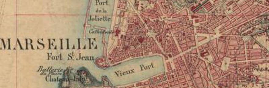 A quoi ressemblaient les villes françaises il y a 200 ans ?