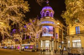 Les plus belles vitrines animées de Noël à Paris