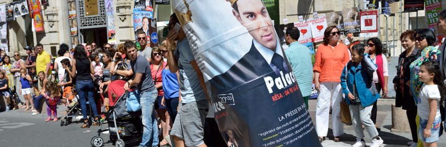 Festival d'Avignon: quels spectacles ne pas manquer?