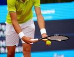 Tennis - Roger Federer / Kei Nishikori