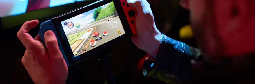 Nintendo Switch: prix, date de sortie, jeux... Tout savoir