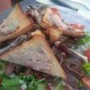 Entrée : L'incontournable  - Salade landaise  -