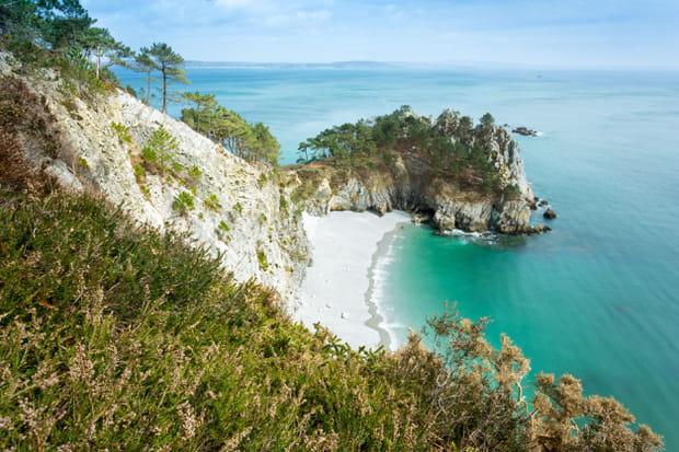 Le long du sentier côtier de la presqu'île de Crozon: 6jours de marche