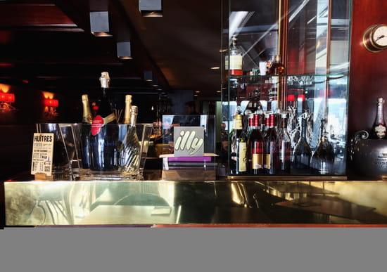 Restaurant : La Grand Rive  - Le Bar -