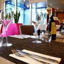 Le Kiosque Restaurant   © Mercure Paris Porte de Pantin