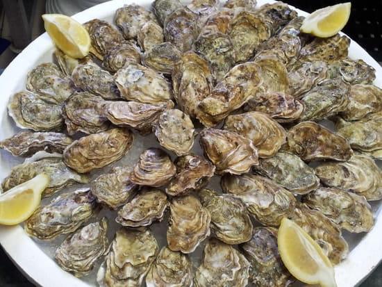 Huitres Lecossois David  - Plateau d'huîtres ouvertes -   © David LECOSSOIS