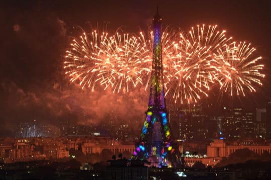 Feu d'artifice 2020: Paris, Lyon, Marseille, ce qui est prévu le 14juillet